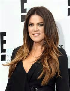 khloe hair color khloe hair color hair to there