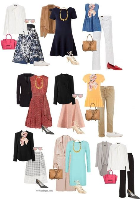 building a capsule wardrobe for a pear shaped woman a capsule wardrobe for the apple body shape 40 style