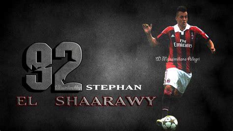stephan el shaarawy hd wallpaper ac milan 2013 wallpapers55 stephan el shaarawy wallpup com
