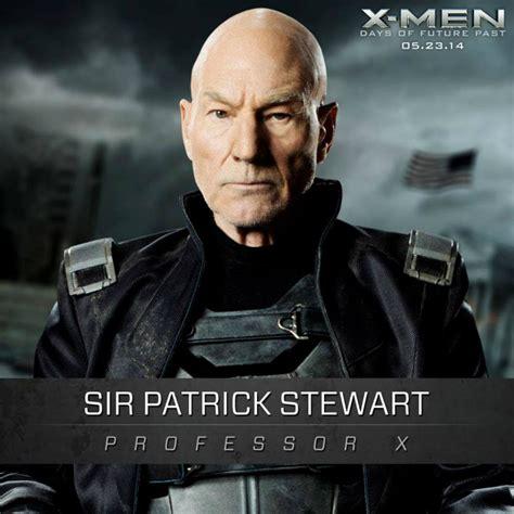 Meme Patrick Stewart - x men days of future past patrick stewart en professeur