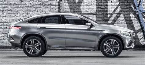Mercedes X6 by Mercedes Coupe Suv Concept Previews X6 Rival Image 242559