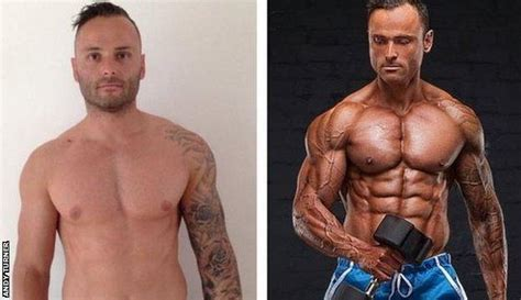 testo still dre from olympian to chion bodybuilder sporting news