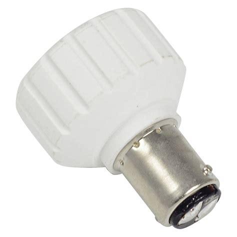 Ba 205a Konverter Fitting E14 To E27 Converter Lu Cabe mengsled mengs 174 high quality l base adapter ba15d to gu10 led light bulb socket converter