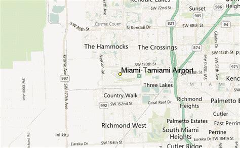 ta airport map miami tamiami airport weather station record historical weather for miami tamiami airport florida