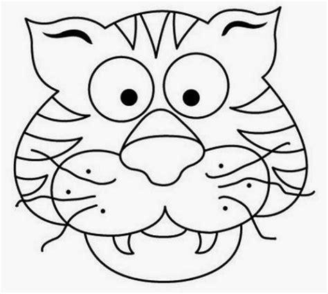 maestra de infantil animales salvajes para colorear maestra de infantil animales salvajes para colorear