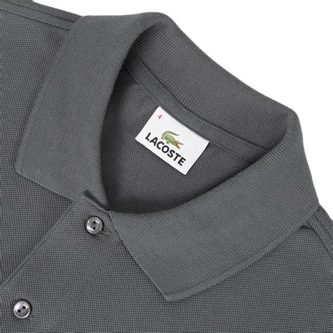 Lacoste L1212 For Original Non Box Bergaransi lacoste l1212 lauze plain polo shirt oxygen clothing