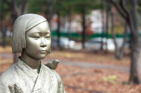 women of comfort recognition for comfort women news la trobe university