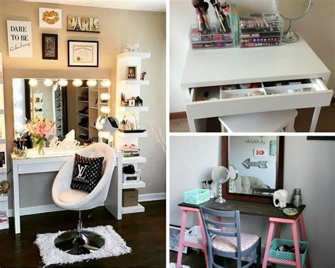 8 easy diy makeup vanity ideas you cannot miss balancing