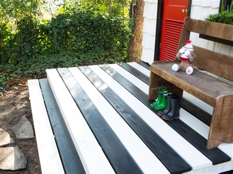paint  deck diy