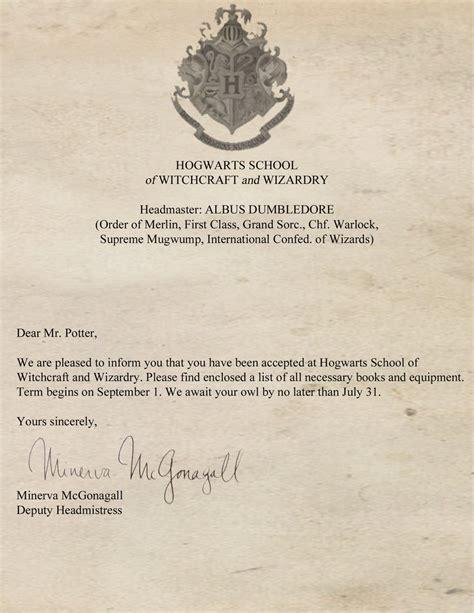Order Acceptance Letter To Hogwarts Acceptance Letter By Hobotehkitteh On Deviantart