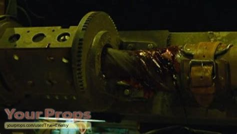 The Rack Trap Saw by Saw Iii Timothy S The Rackman Twisted Right Arm