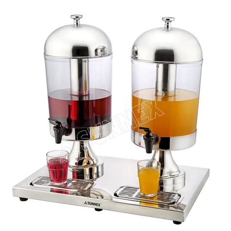 Juice Dispenser Sunnex sunnex selling stainless steel portable beverage