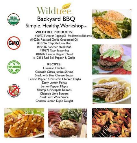 backyard bbq menu ideas 44 best wildtree workshop options images on pinterest