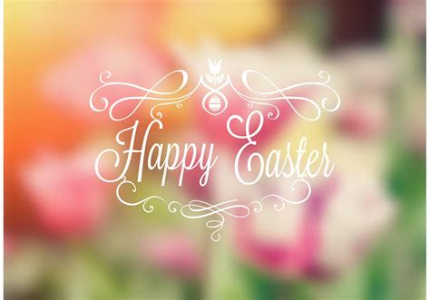 happy easter typography   vector art stock graphics images
