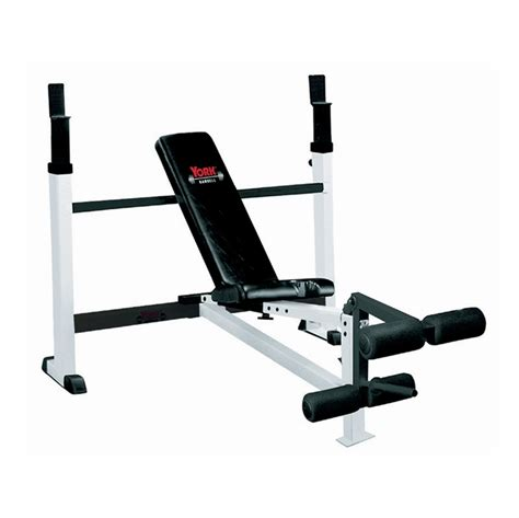 york olympic bench york olympic bench press package