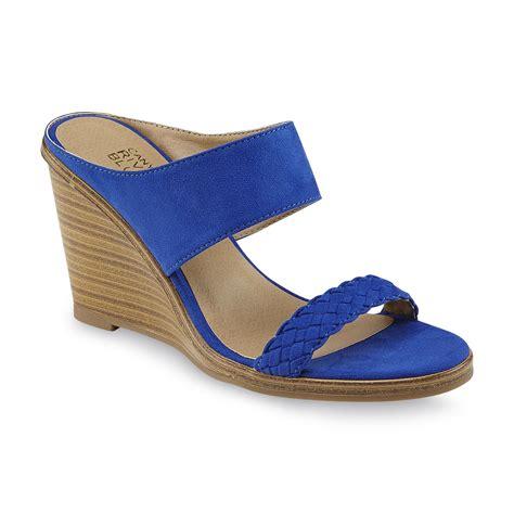 Promo Sandal Wedges Rubber Sepatu Cewe Best Seller Murah river blues s trish blue wedge sandal