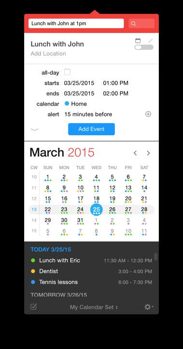 App For Mac Mini Md011id A what s new in the fantastical 2 2 update for mac