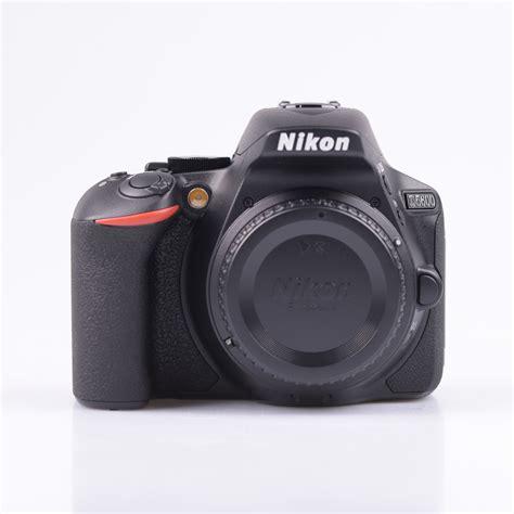 nikon d5600 only digital slr cameras kit box new ebay