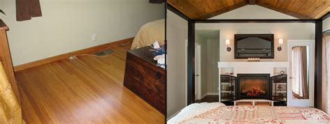 Bedroom Suite Additions Remodelwest Before After Remodeling Galleries Saratoga