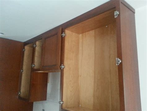 kitchen cabinet crown molding crown molding on kitchen cabinets yes or no