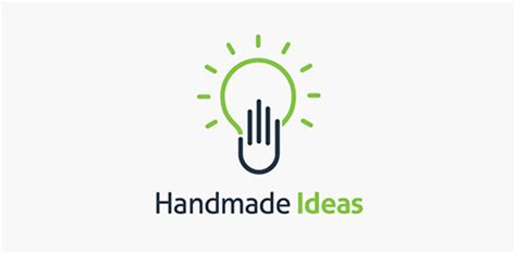Handmade Logo Inspiration - handmade ideas logo logomoose logo inspiration
