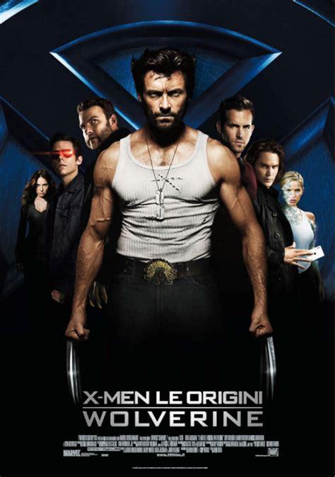 film kartun x man x men le origini wolverine film 2009
