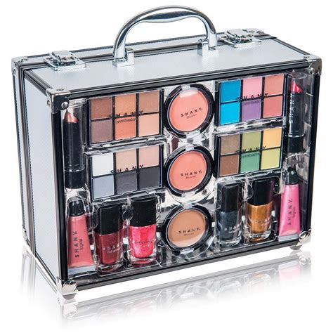 all in one makeup kit eye shadow palette blushes powder and more exclusive shany