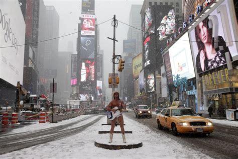imagenes otoño en new york nueva york paralizada por un quot hist 243 rico quot temporal de