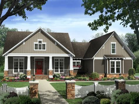craftsman home plans with pictures single story craftsman house plans craftsman house plan