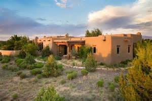 adobe house santa fe adobe photos house of the day exterior