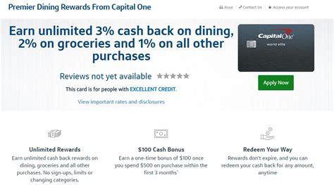 Capital One Gift Card Rewards - quelques liens utiles