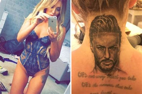 tattoo of us images charlotte crosby slams holly hagan s kyle tattoo daily star