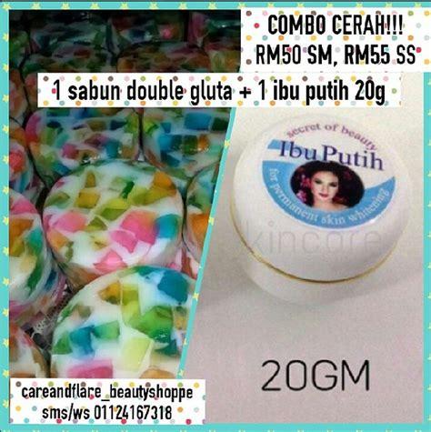 Sabun Muka Gluta careandflare beautyshoppe produk sabun gluta a k a gluta soap p murah