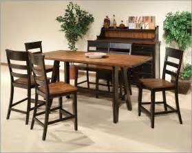 Bench Dining Room Sets Intercon Counter Height Dining Set Winchester In Wn Ta