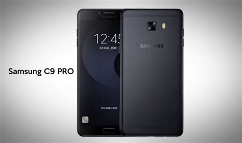 Samsung C9 Pro samsung c9 pro comes with 6 gb ram and 16 mp selfie candytech