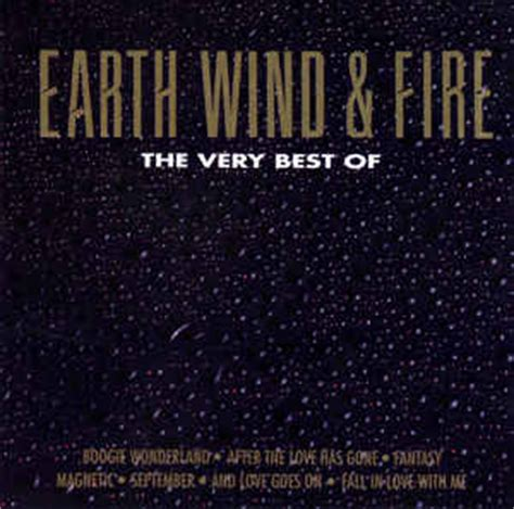 the best of earth wind earth wind the best of cd at discogs