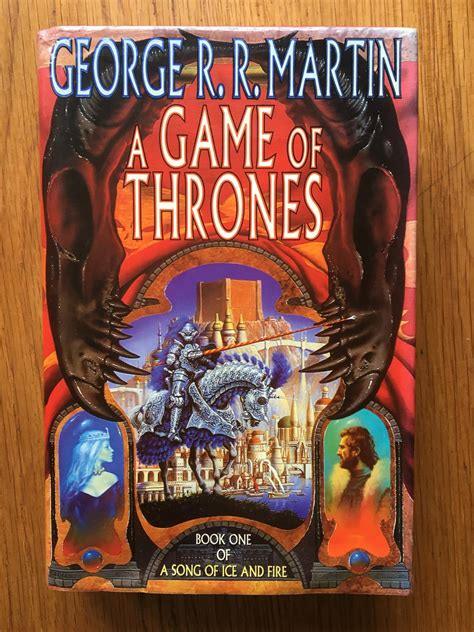 0007466064 a song of ice and a game of thrones a song of ice and fire book 1 by