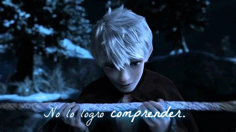 imagenes de jack frost con frases jack frost x elsa six trillion years and overnight story