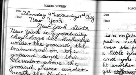 printable diary extracts bbc travel diary tells of 1928 trip