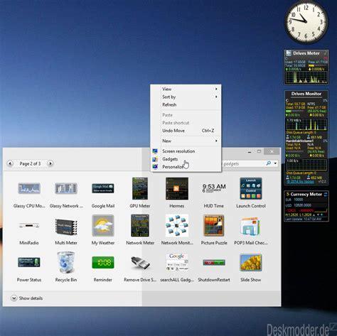 install windows 10 gadgets desktop gadgets und sidebar unter windows 10 installieren