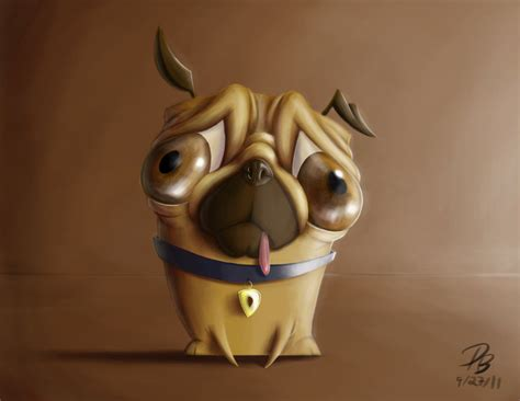 should i buy a pug d pug by thedude in navyblue on deviantart