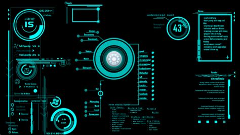 pc themes live upgrading windows desktop to iron man s jarvis theme