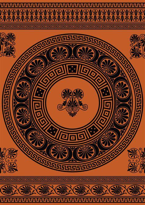 greek pattern svg greek ornamental vectors and brushes by nemaakos on deviantart