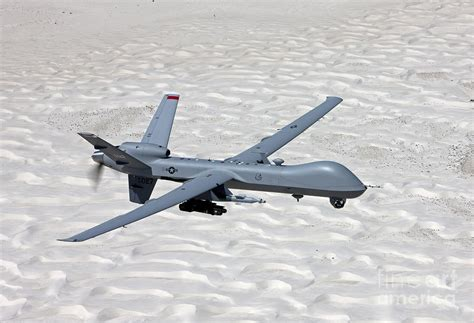 Southern Home Decor Blogs by An Mq 9 Reaper Flies A Training Mission Photograph By High
