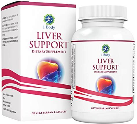 Supplements To Support Liver Detox by Liver Support Cleanse Supplement Vegetarian