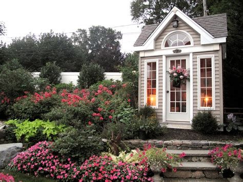 She Sheds Kits garden sheds they ve never looked so good hgtv