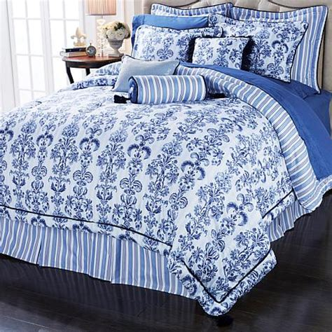 hsn bedding hsn highgate manor portofino 9 piece reversible