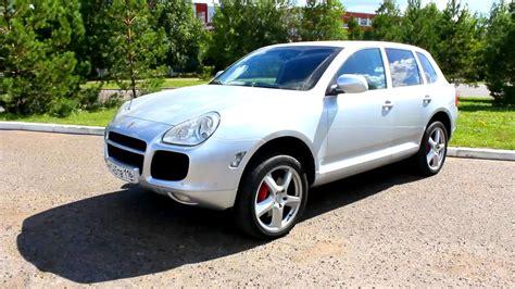 porsche cayenne 2003 porsche cayenne turbo 2003
