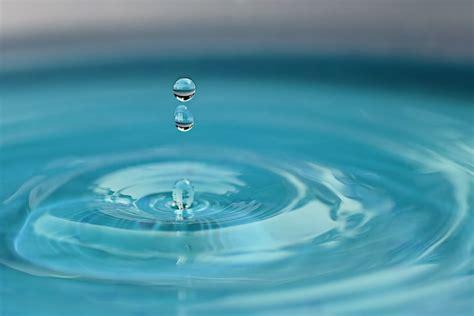 wallpaper animasi water free photo water drop splash liquid clean free image