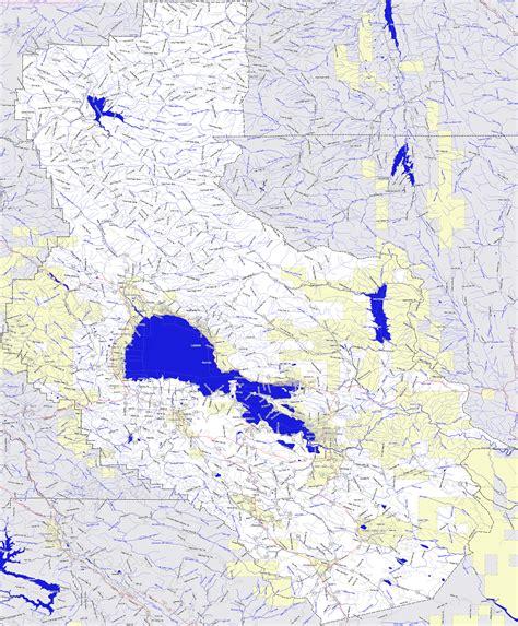 lake county california map bridgehunter lake county california